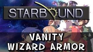Starbound - Tutorial - How to Get the Wizard Armor
