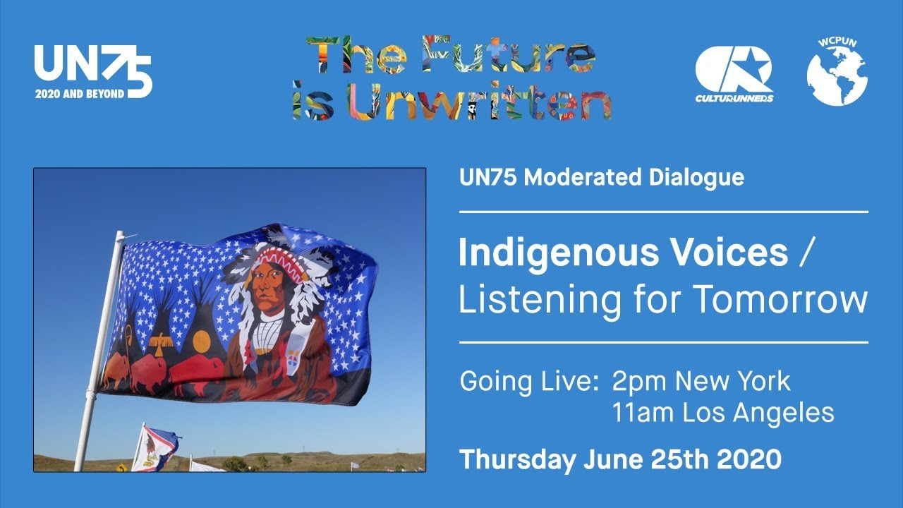 Indigenous Voices / Listening for Tomorrow: The