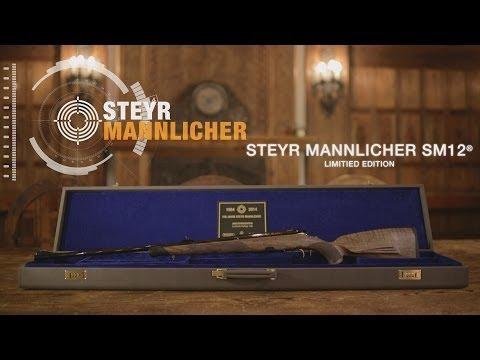 STEYR MANNLICHER SM 12 150 JAHRE STEYR MANNLICHER*