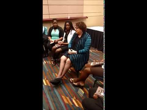 ASPIRANTES participate in conference with the Honorable Sonia Sotomayor.