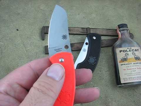 Нож spyderco pingo c163por нож morakniv outdoor 2000