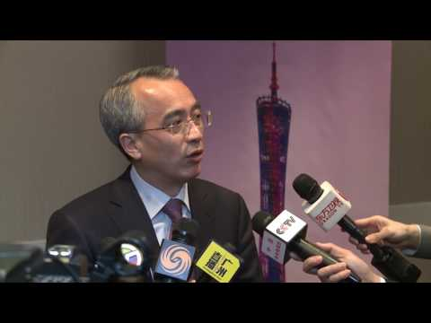 Chinese mayor: Three reasons US investors should come to Guangzhou Pt 1