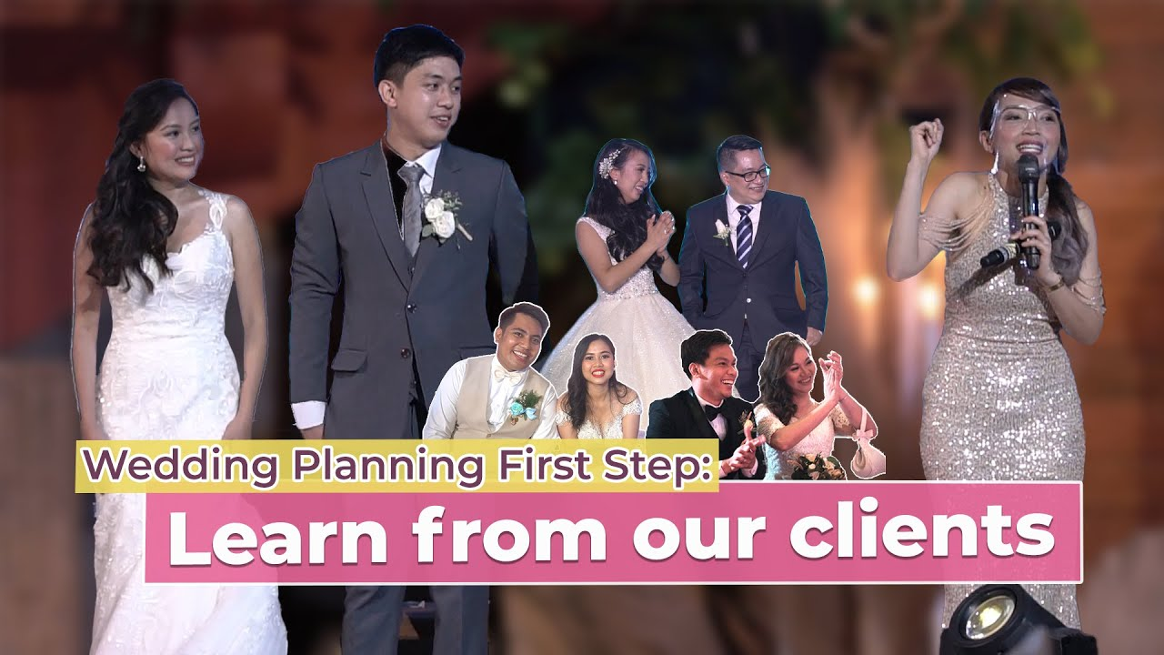 Planning a wedding? Learn from our clients   Event 250