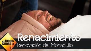 El Monaguillo vuelve a nacer en la visita de Carmen Maura - El Hormiguero 3.0