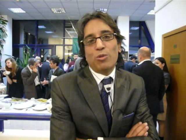 وقفة مع عبد الله عيسى بعد عرض فيلميه الوثائقيين