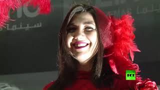 شاهد افتتاح أول صالة سينما في السعودية