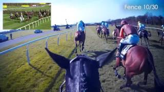 JOCKEY CAM: Many Clouds wins the 2015 Crabbie's Grand National