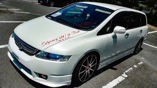 4khonda odyssey rb1 custom rb1 owners car library