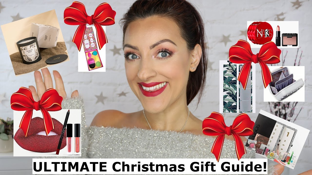 The ULTIMATE Christmas Gift Guide 2018 | Makeup and Beauty Gift sets ...