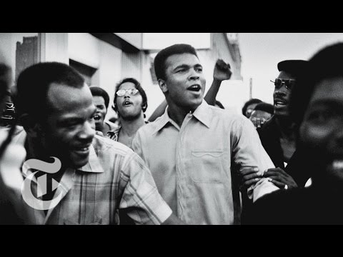 Muhammad Ali Obituary | 'What's My Name?' | The New York Times