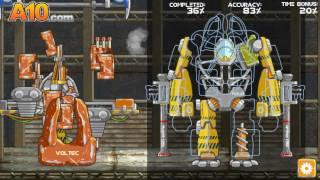 Мультик игра Собери роботов (Assemble Bots)
