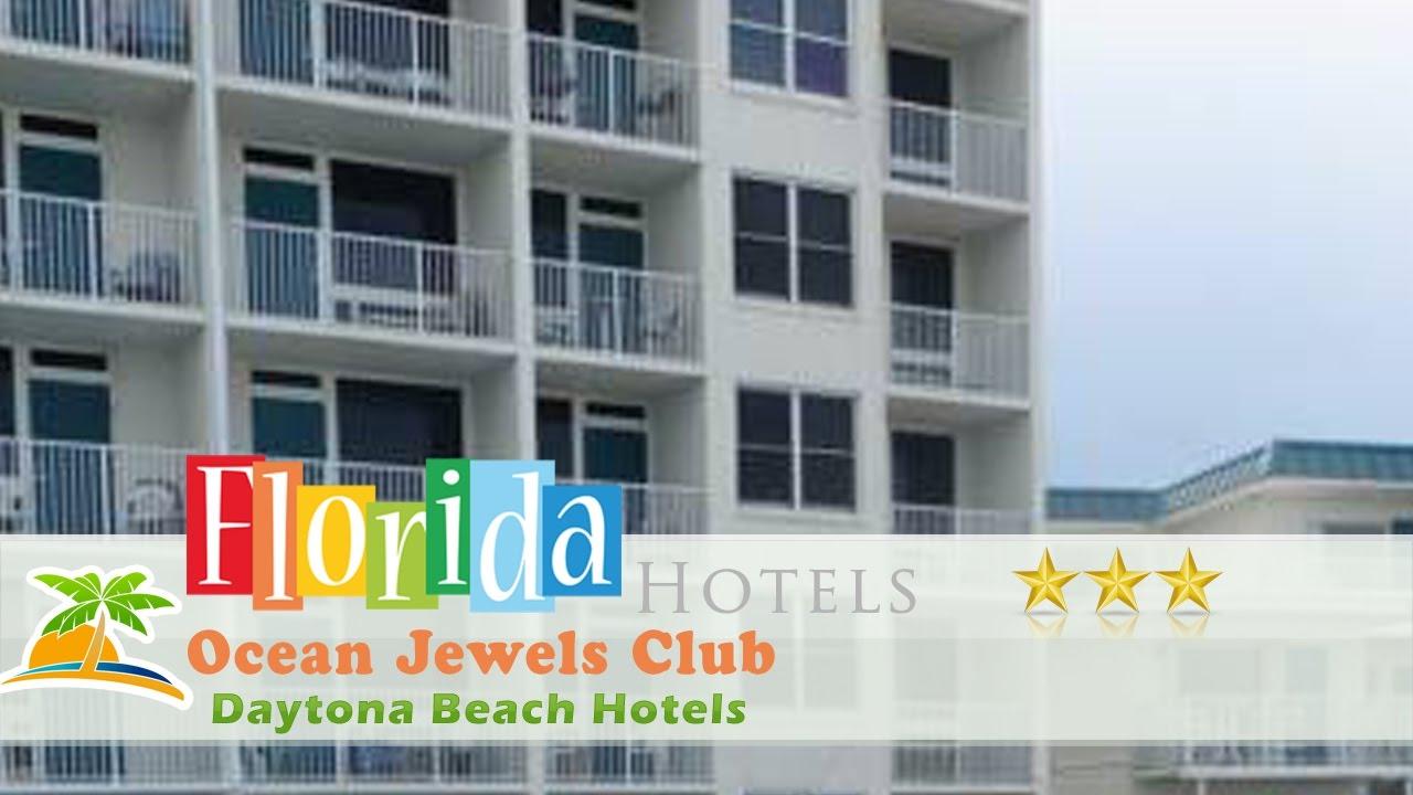 Ocean Jewels Club Daytona Beach Hotels Florida