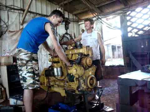 Motor TC 57 Darci
