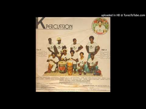 K-PERCUSSION(MARTINIQUE): HÉ MEN(CHOUVAL BWA) A/C & CHANT: JEAN-LUC DALMASIE