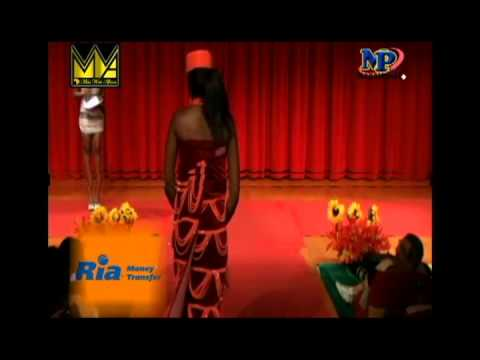 MISS WEST AFRICA ITALY 2013