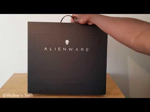 Alienware 15 R3 Unboxing + Gaming Test (GTA V)