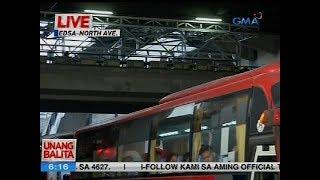 Pila ng mga pasahero sa MRT-North Ave. station, tuloy-tuloy ang usad