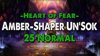 Method vs Amber-Shaper Un'sok (25 Normal)