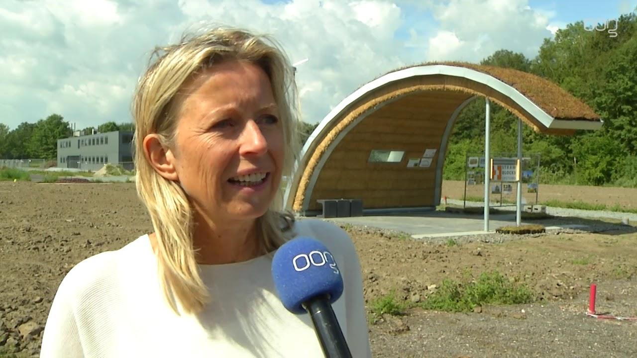 Stropaviljoen geopend door minister Ollongren