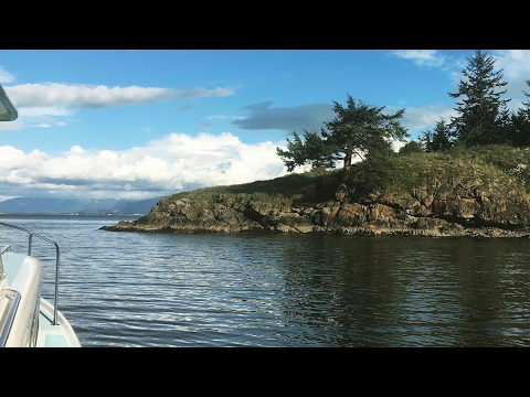 Boating in the San Juan Islands | Bellingham, A Fine Old Boat, and a New Anchorage