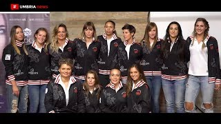 Volley A2 femminile, Bartoccini Gioiellerie Perugia pronta per il campionato 2017/2018 [UMBRIA NEWS]