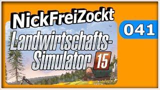 Landwirtschafts Simulator 2015 Karriere #041 - Wieder still ohne Phil - LS15 [ PC | FullHD ]