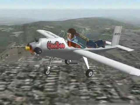 Aircraft worlds smallest manned SimplePlanes