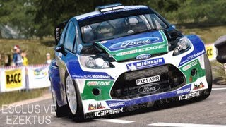WRC 3 FIA World Rally Championship Gameplay (PC) - HD 720p