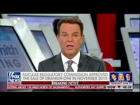 Shepard Smith fact checks Clinton, Uranium One