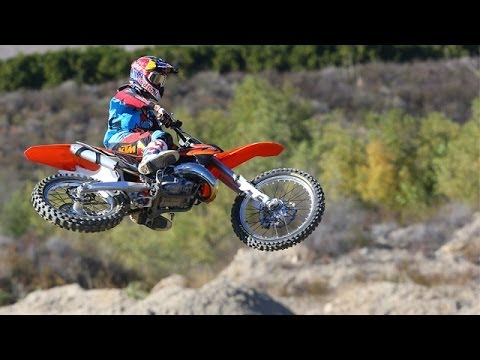 GoPro Hero3+ – Marvin Musquin on a KTM 150SX – TransWorld Motocross