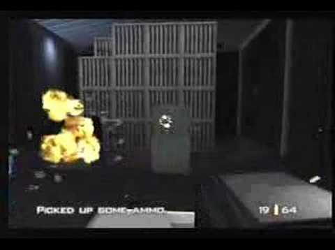 Goldeneye - Depot (Secret Agent) - Speed Run