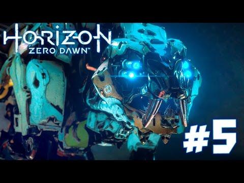 HUNTING THE HUNTERS!!! - Horizon Zero Dawn Walkthrough | Part 5 (PS4) HD