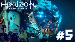 Video HUNTING THE HUNTERS!!! - Horizon Zero Dawn Walkthrough | Part 5 (PS4) HD download MP3, 3GP, MP4, WEBM, AVI, FLV September 2018