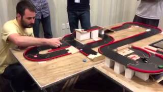 2015 PitchCar Finals At Geekway To The West