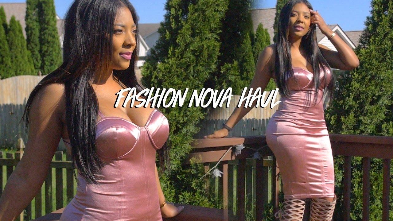 f5096e43e396 FASHION NOVA TRY ON HAUL SUMMER 17 - YouTube