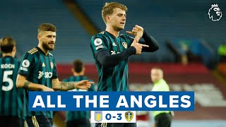 All The Angles | Patrick Bamford's stunning hat-trick, first for LUFC in Premier League since 2003