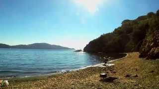AirCAP timelaps S800 EVO on the beach Thumbnail