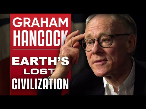 GRAHAM HANCOCK - AMERICA BEFORE: THE KEY TO EARTH'S LOST CIV