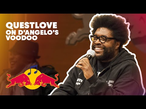Couch Wisdom: Questlove on D'Angelo's Voodoo