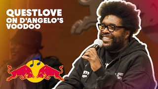 Couch Wisdom: Questlove on D