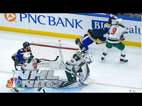 Minnesota Wild Vs. St. Louis Blues   CONDENSED GAME   10/30/19   NBC Sports