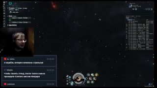 4K EVE Online - The way to ISK Step 3 - Escalations Fleet staging point