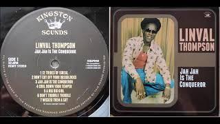 Linval Thompson – Jah Jah Is The Conqueror (+ Dub)