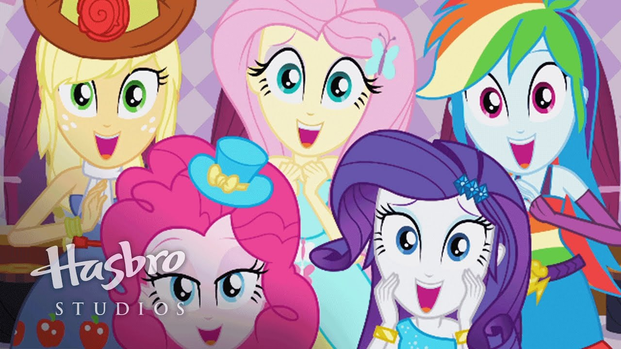 """MLP: Equestria Girls - """"A Friend for Life"""" Music Video ..."""