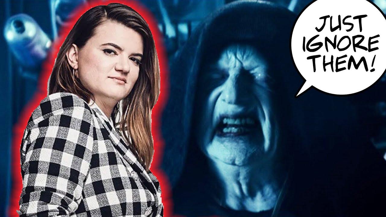 Leslye Headland STILL Doing Star Wars? Disney IGNORING Sequel Trilogy?!