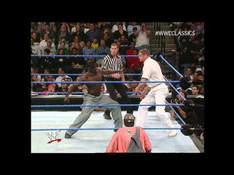 WWE SmackDown 11/23/00 - Happy Thanksgiving. Val Venis vs K-Kwik