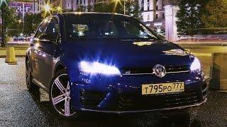 Тест-драйв VW Golf R VII — табуретка или спорткар за 2.5млн рублей?