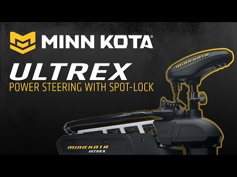BLA - Trade Talk - Minn Kota - Ultrex Power Steering With Spot-Lock