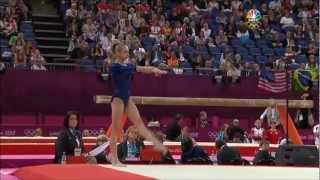 Viktoria Komova & Aliya Mustafina - Not the same fight