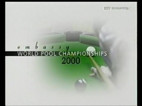 2000 World Pool Championship - Teams Final